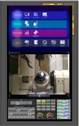 """21.5"""" LCD/MDI"""